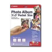 Canon Pocket Size Photo Book Kit, 3 x 3