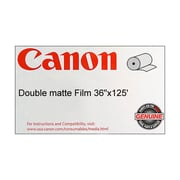 Canon 160gsm Double Film, Matte, 36(W) x 125'(L), 1/Roll