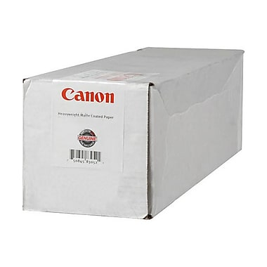 Canon 230gsm Heavyweight Coated Paper, Matte, 60in.(W) x 100'(L), 1/Roll