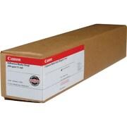 "Canon 290gsm Adhesive Vinyl, Matte White, 60""(W) x 66'(L), 1/Roll"