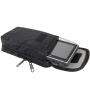 "Bracketron Universal Soft Case for 4.3"" LCD GPS Unit, Black"