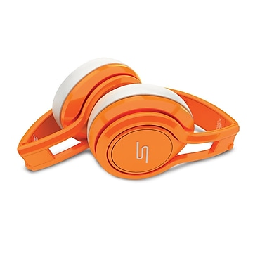SMS Audio Street by 50 On-Ear Wired Earphones, Orange