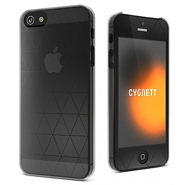 Cygnett Polygon Ultra-Slim Prism Case for iPhone 5/5s, Clear
