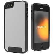 Cygnett Apollo Shock Absorbent Case for iPhone 5/5s, Snow White