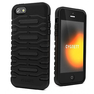 Cygnett Bulldozer Extra-Protective Case for iPhone 5/5s, Black