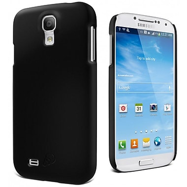 Cygnett Slim Matte PC Case For Samsung Galaxy S4, Black