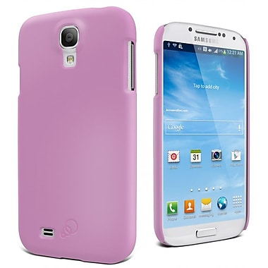 Cygnett Slim Matte PC Case For Samsung Galaxy S4, Pink