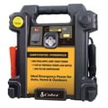 Cobra CJIC550 900 A Portable Jump Starter/Air Compressor With AC & DC Power Outlets