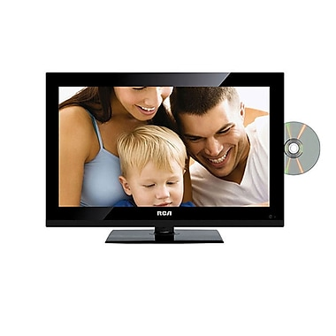 RCA 21 1/2in. Diagonal 1080p LED HDTV With Built-In DVD Player