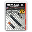MAGLITE Solitaire 1.45 Hour Single Cell AAA LED Flashlight, Black
