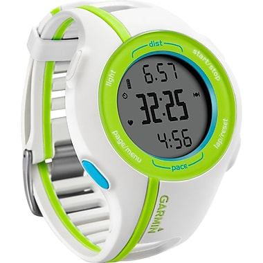 Garmin Forerunner 210 GPS Sport Watch With Premium HRM, Teal