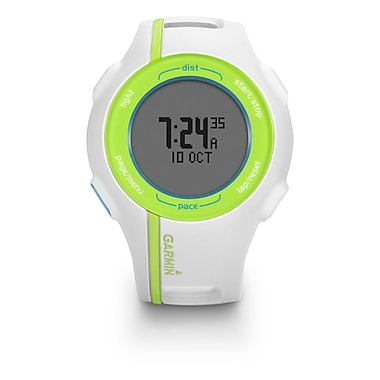 Garmin Forerunner 210 Special Edition GPS Sport Watch, White/Green/Blue