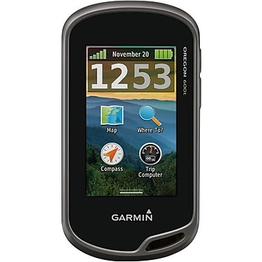 Garmin Oregon 650T Portable GPS Receiver