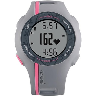 Garmin Forerunner 110 GPS-Enabled Unisex Sport Watch, Black