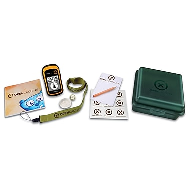 Garmin eTrex 10 Geocaching Bundle GPS Navigator