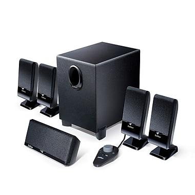 Edifier M1550 5.1 mini Home Theater Speaker System, Black