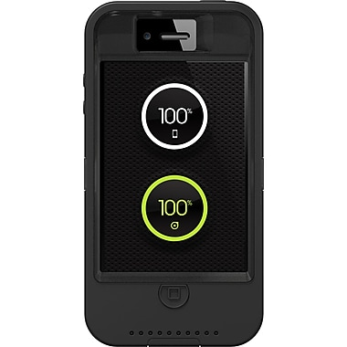 OtterBox Defender Case With ION Intelligence for iPhone 4/4S, Graphite