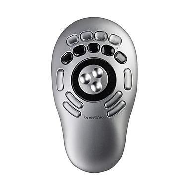 Contour ShuttlePRO v2 3D Input Device, Silver