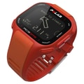 Polar RC3 GPS Heart Rate Monitor Watch, Red/Orange