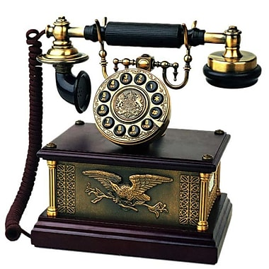 Paramount® AW1911 American Eagle Reproduction Telephone, Black