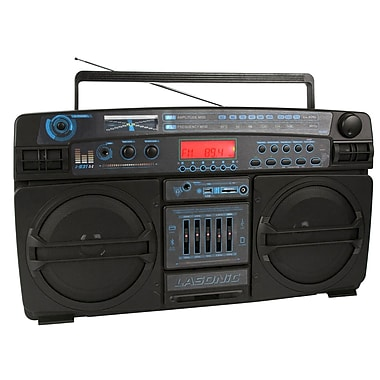 Lasonic i931 btq high performance ghetto blaster music system w bluetooth s - Ghetto blaster lasonic i931 ...