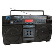Lasonic I931-BTQ High Performance Ghetto Blaster Music System W/Bluetooth