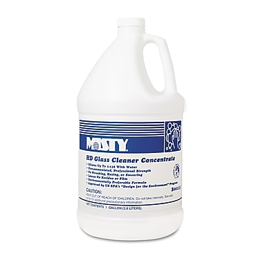 Misty® Amrep 1 gal HD Glass Cleaner Concentrate