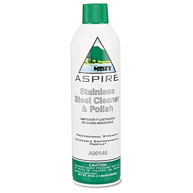 Misty® Amrep ASPIRE™ 20 oz. Stainless Steel Cleaner and Polish