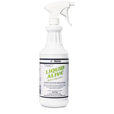 Dymon® Liquid Alive® 32 oz. Odor Digester, 12/Case