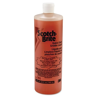 3M™ Scotch-Brite™ 1 Quart Quick Clean Griddle Liquid