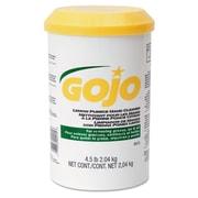 GOJO® 4.5 lbs. Plastic Cartridge Pumice Hand Cleaner, Yellow
