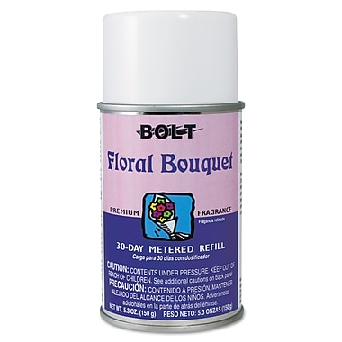 Bolt 5.3 oz. Metered Air Freshener Refill, Floral Bouquet
