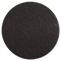 Premiere Pads 20in. High Performance Stripping Floor Pad, Black