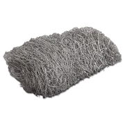 Global Material Coarse #3 Steel Wool Hand Pad, Gray