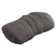 Global Material Extra Fine #000 Steel Wool Hand Pad, Gray