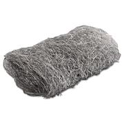 Global Material Extra Coarse #4 Steel Wool Hand Pad, Gray