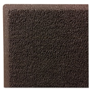 3M Nomad Medium Traffic Vinyl Scraper Mat 60 x 36, Brown