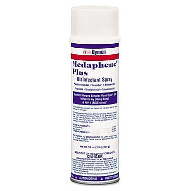 Dymon® 20 oz. Medaphene Plus Disinfectant Spray