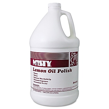 Misty® Amrep 1 Gallon Lemon Oil Polish