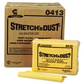 Chix Chicopee 17in. Stretch 'n Dust Cloth, Yellow