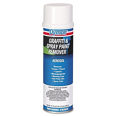 Dymon® Graffiti and Spray Jelled Paint Remover, 12/Case