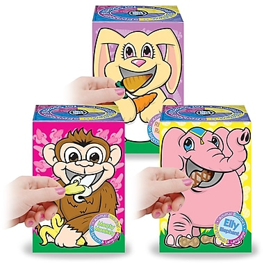 Super Duper® Animal Buddies® Motivational Box With Tokens