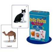 "Super Duper® Artic Photos ""K"" Fun Deck Cards"