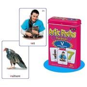 """Super Duper® Artic Photos """"V"""" Fun Deck Cards"""