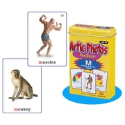 "Super Duper® Artic Photos ""M"" Fun Deck Cards"