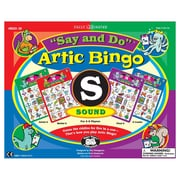Super Duper® Say and Do® S Artic Bingo Sound Game