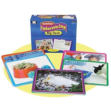 Super Duper® Webber® Inferencing Big Deck Cards
