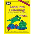 Super Duper® Leap Into Listening Book
