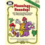 Super Duper® Phonology Roundup Book, Grades PreK-3