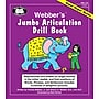 Super Duper® Webber® Jumbo Articulation Drill Book